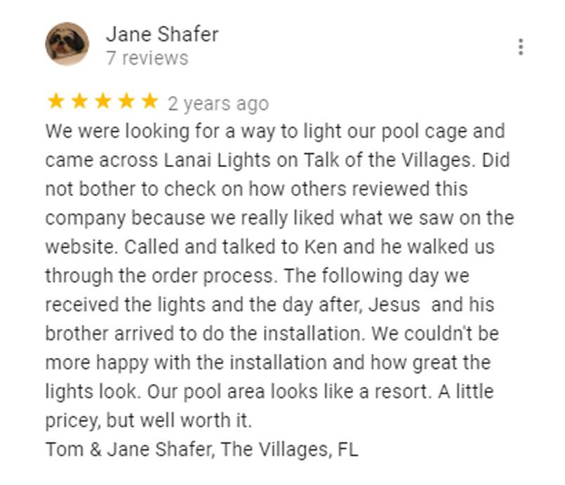 Jane Shafer