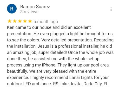 Ramon Suarez Review