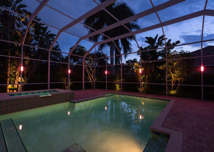 Palm Beach Lighting in Florida